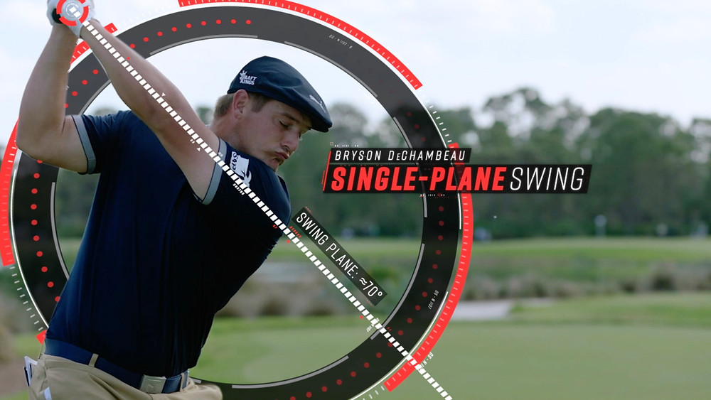 King Penguin ESPN Sport Science Bryson DeChambeau Single Plane Swing