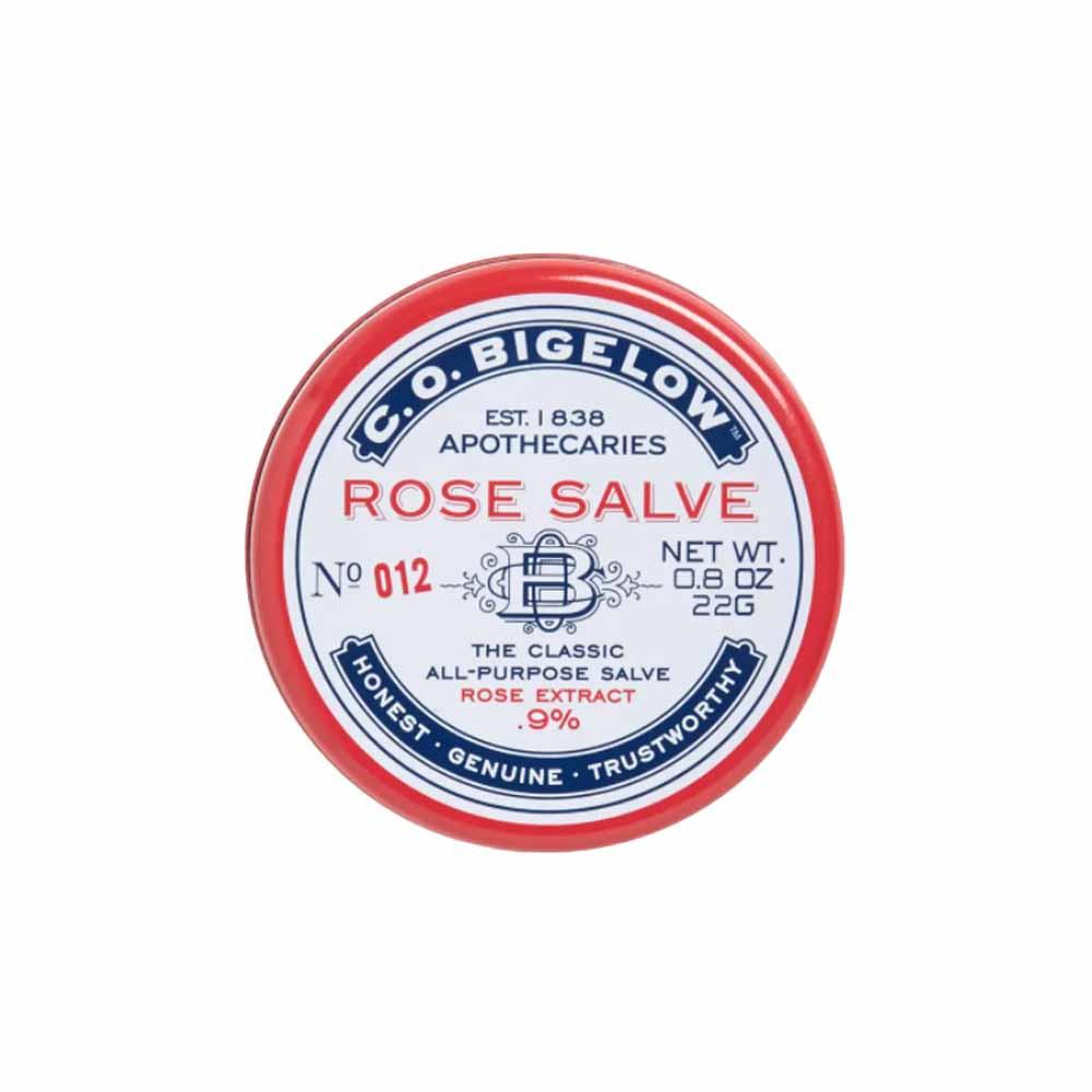 rose salve lip balm by c.o. bigelow
