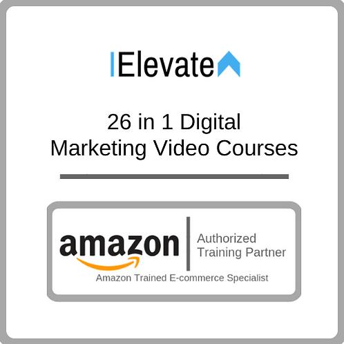 Advance Digital Marketing & Amazon ATES Training