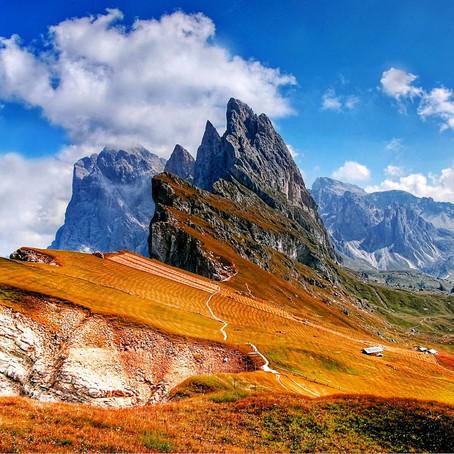 Trentino, czyli jak zapewnić sobie niezapomnianą jesienną wycieczkę