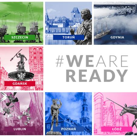 Polskie miasta gotowe na turystów
