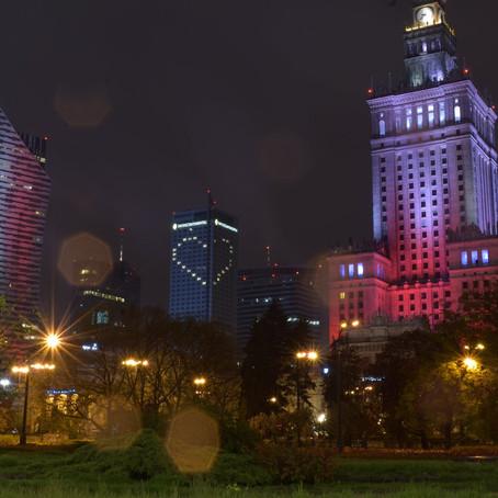 #HopeAllOver: Serce od warszawskich hoteli