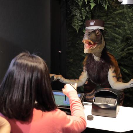 Japońskie wakacje z dinozaurami i... robotami?