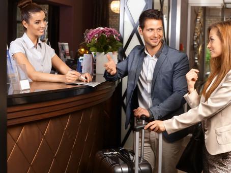 W hotelach i restauracjach w wakacje 75 % obłożenia.
