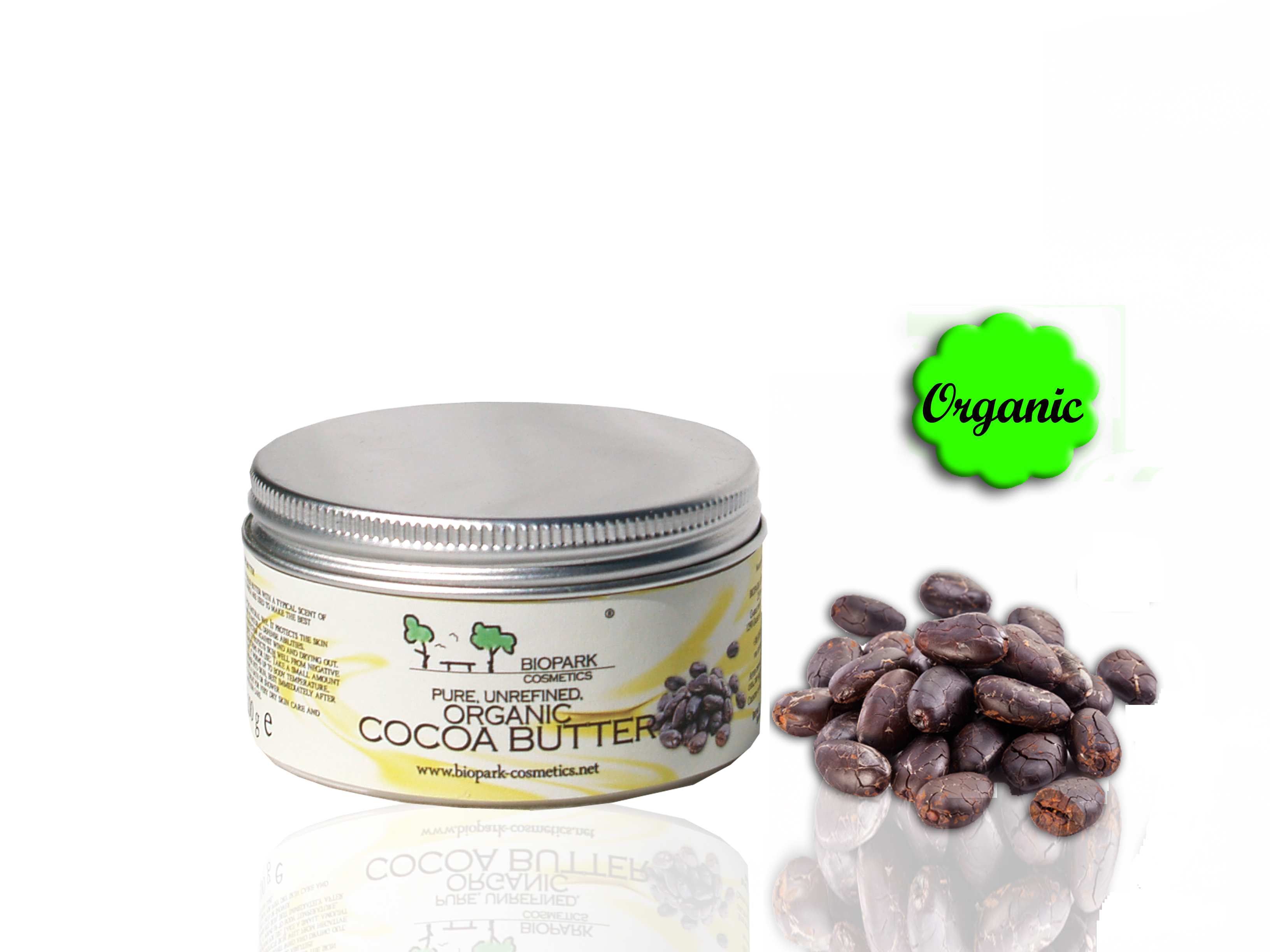 Cocoa-Butter-Organic-100g