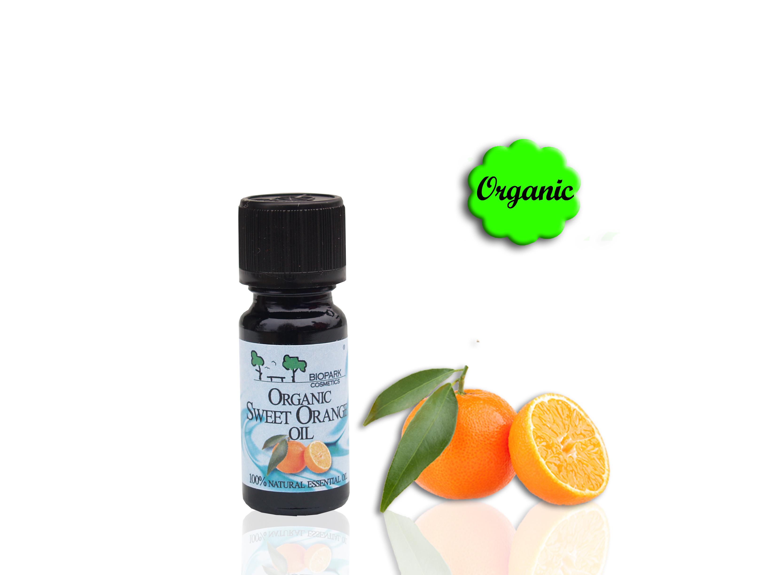 Sweet orange-Organic-Oil-10ml
