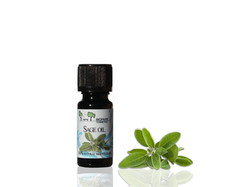 Sage Essential oil, 10ml