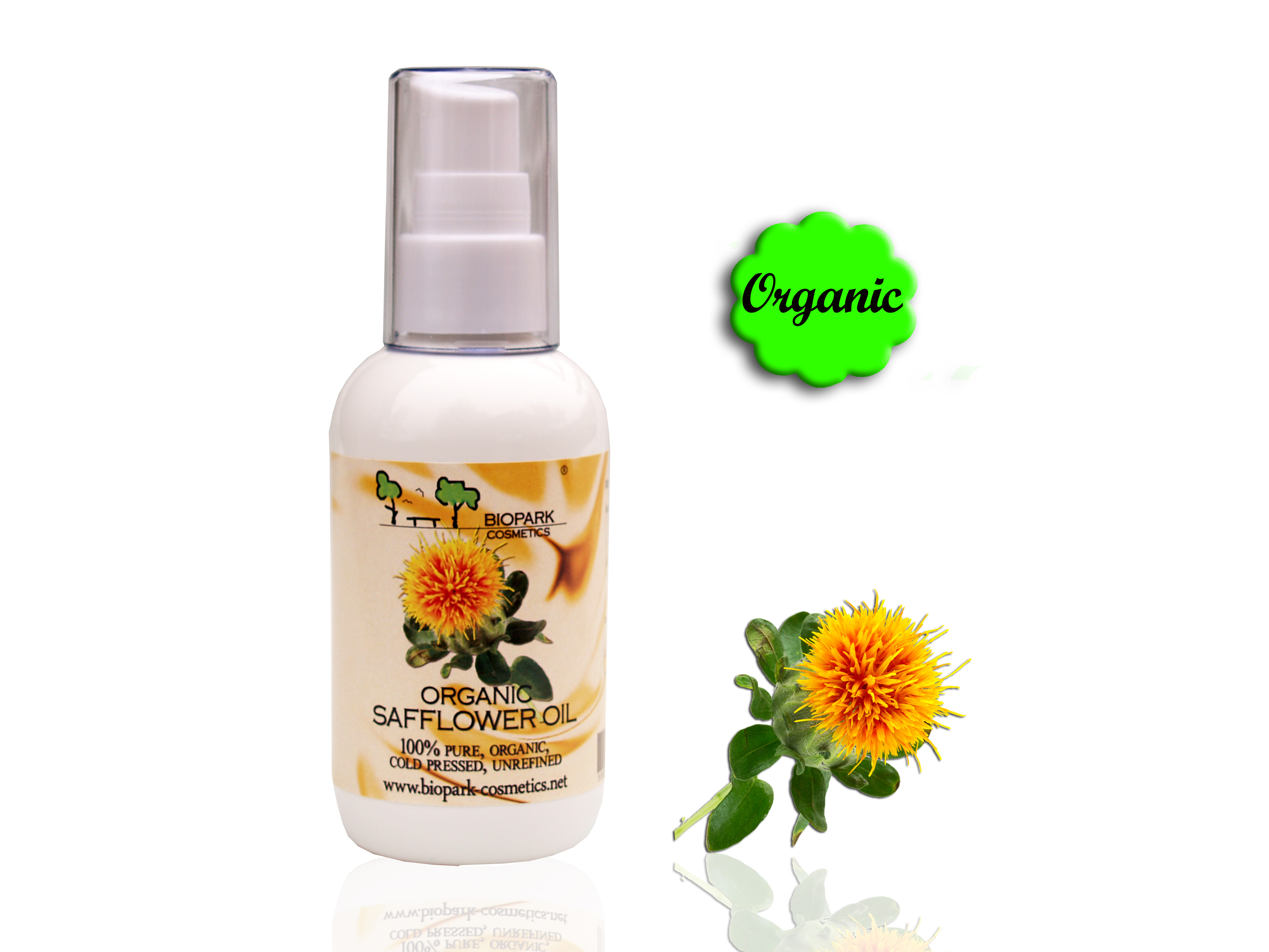 Safflower-Organic-Oil