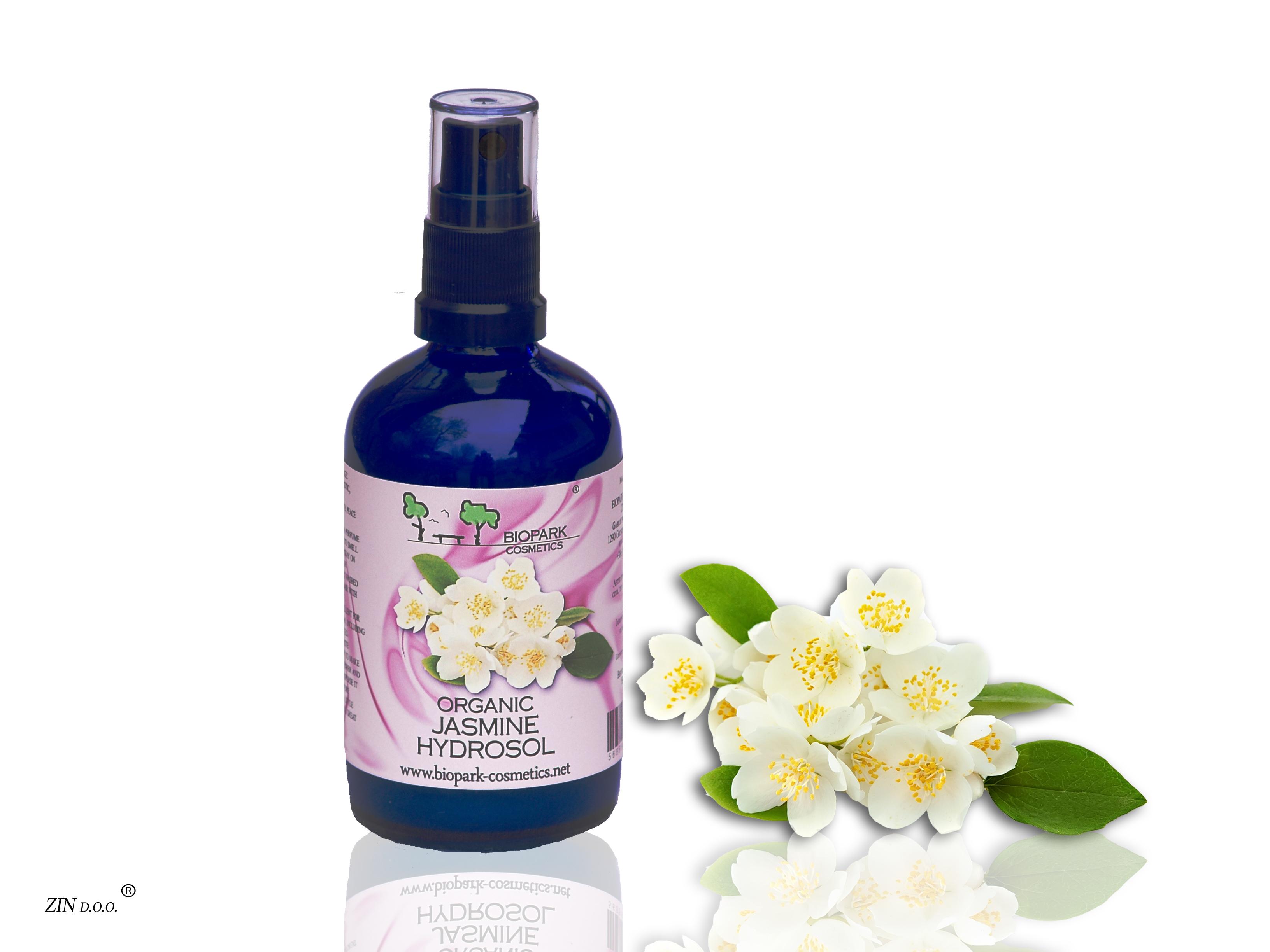 Jasmine Hydrosol-Organic 100ml