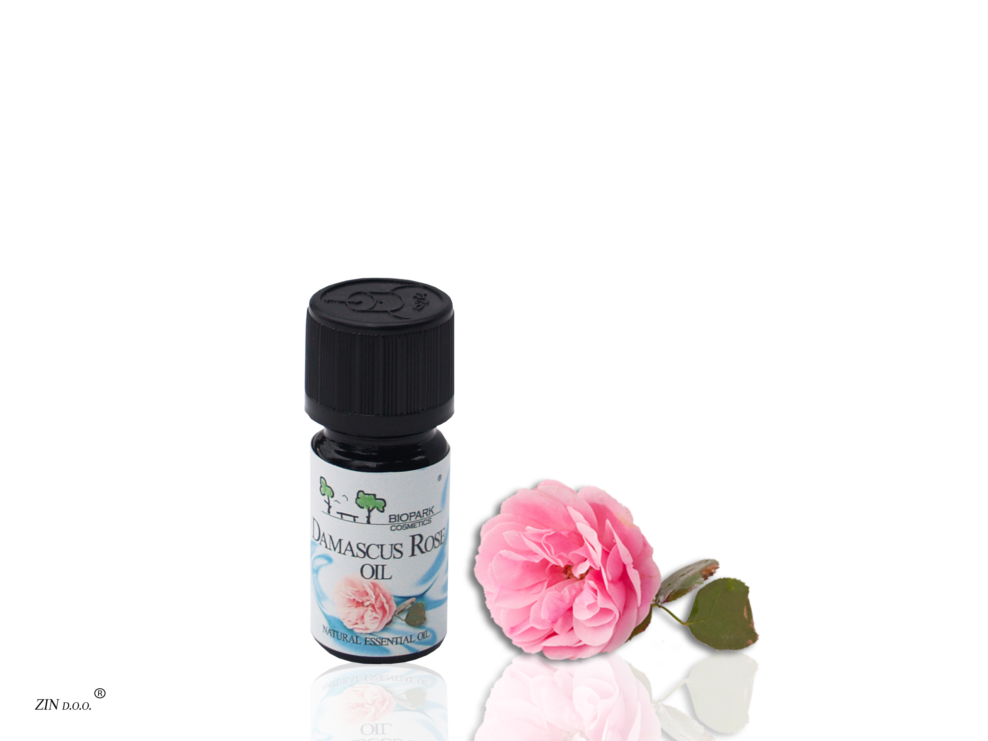 Rose, Damascus Essential Oil, 5 ml