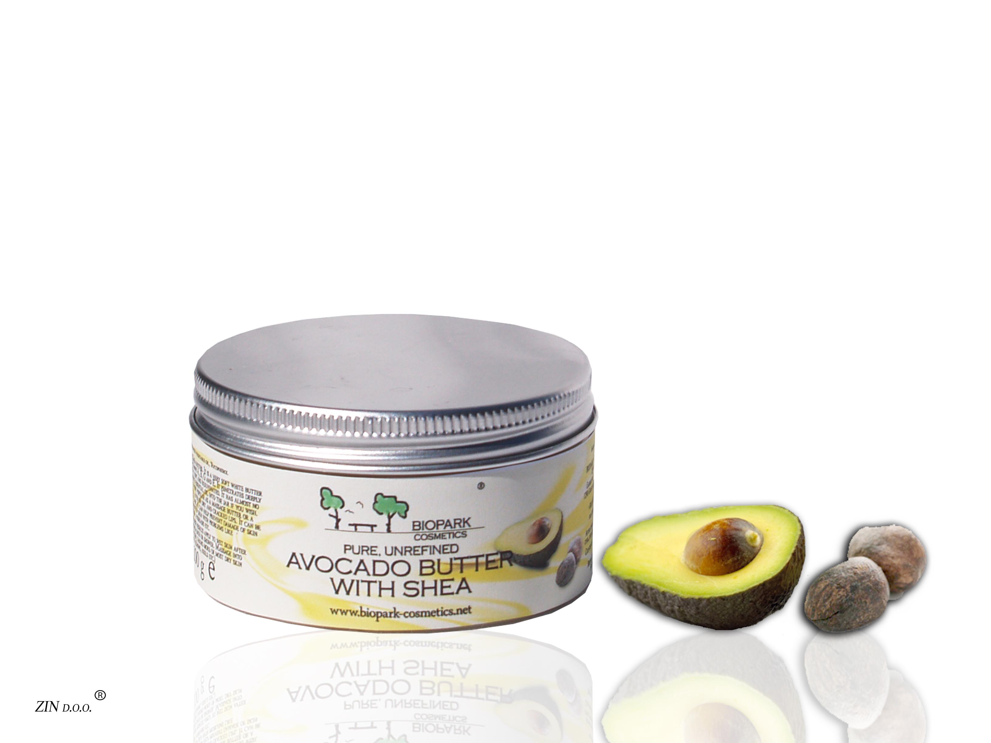 Avocado & Shea Butter, 100g