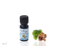 Cedarwood Essential Oil, 10 ml