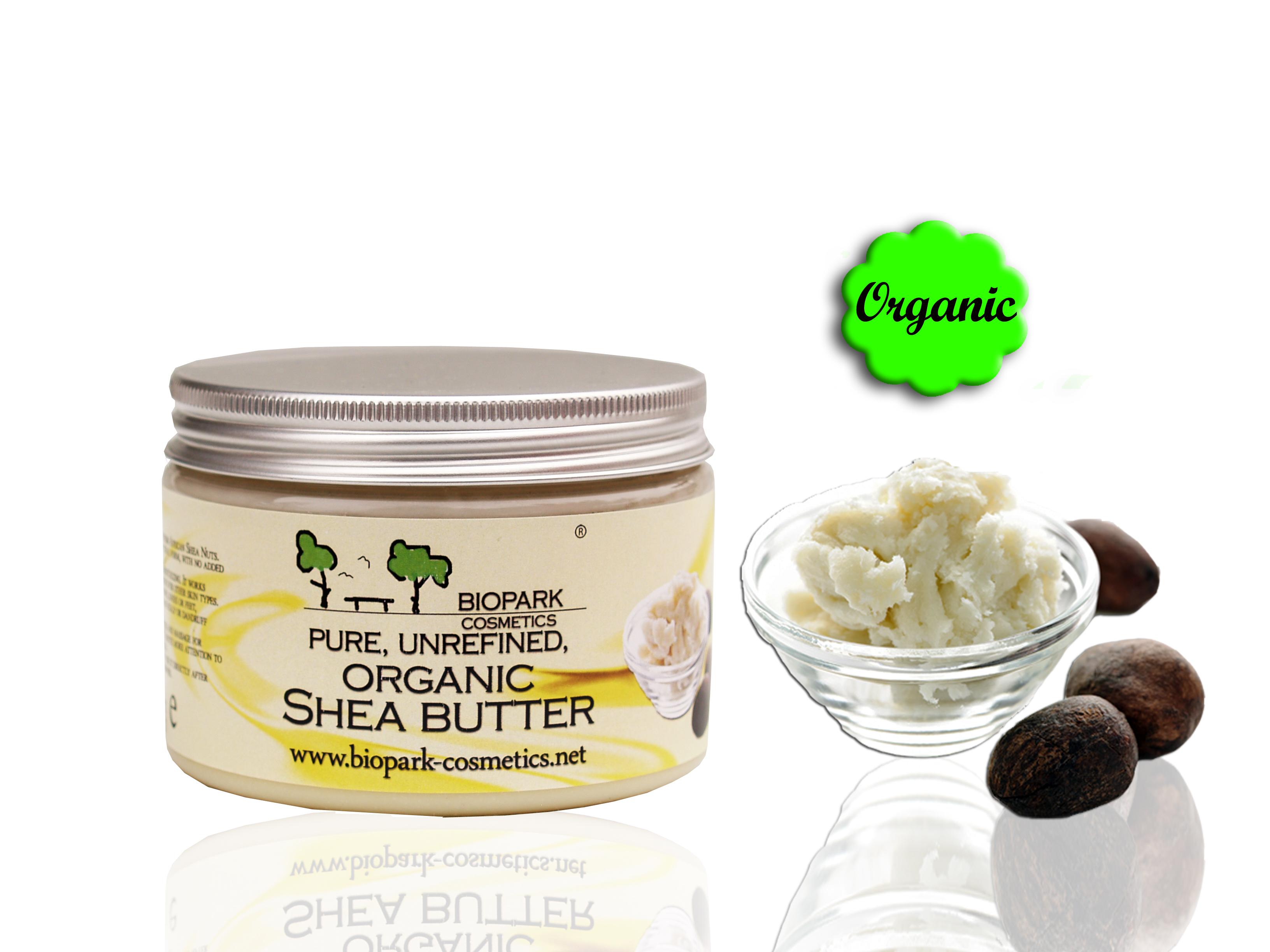 Shea-Butter-Organic- 250g