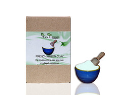 French green clay-Pure 100g