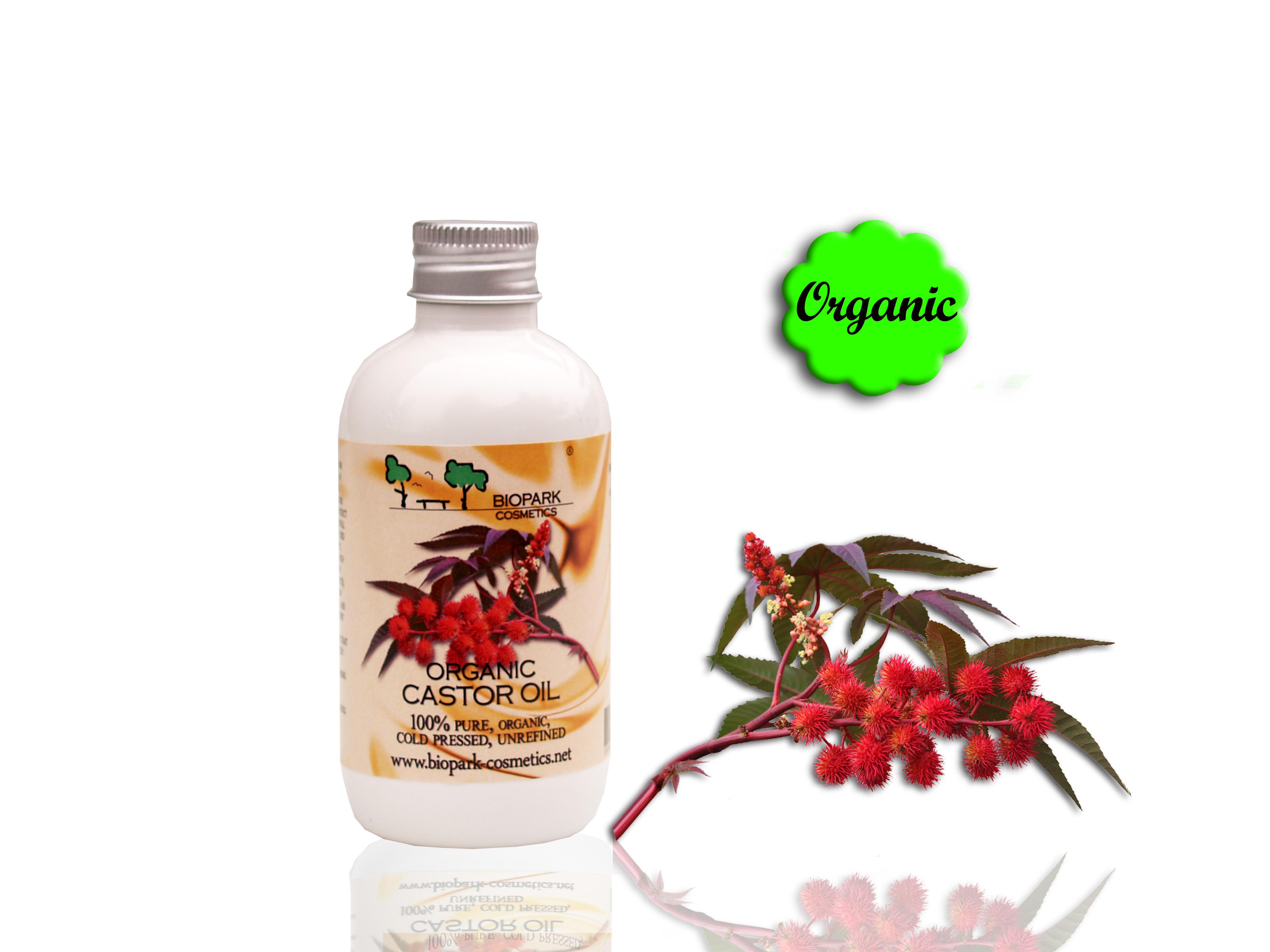 Castor-Organic-Oil