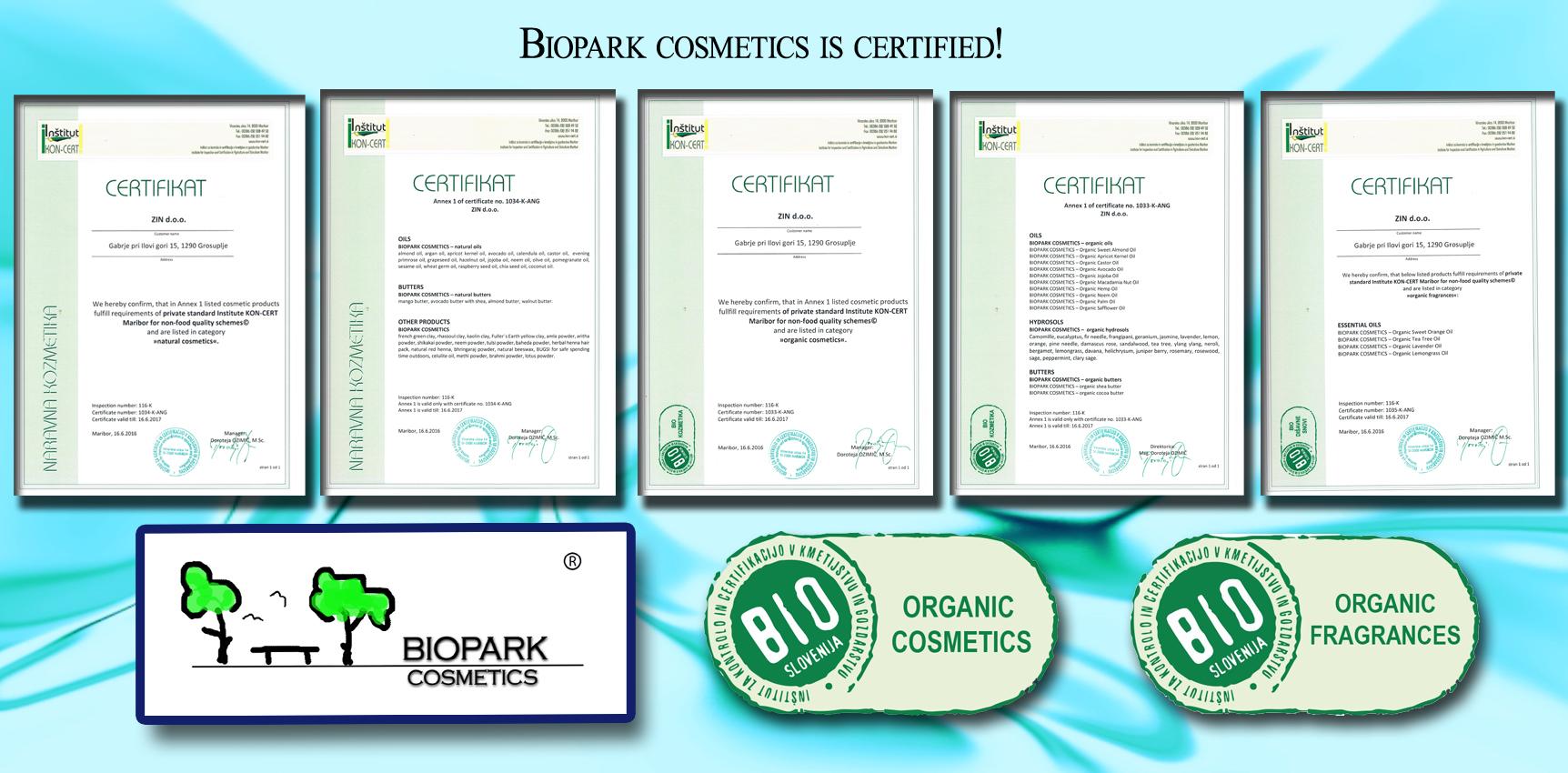 Biopark wix certifikati copy