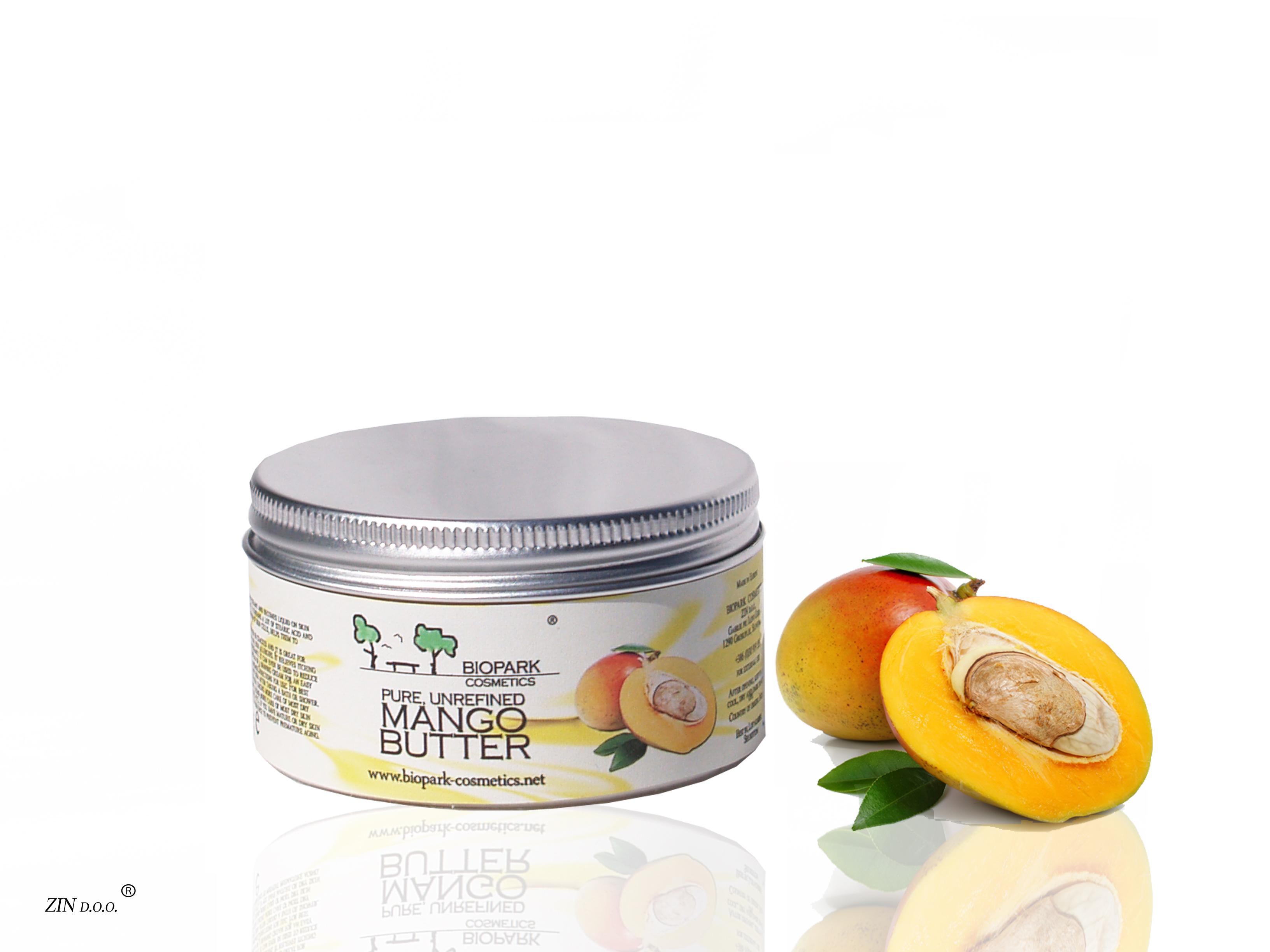 Mango Butter-pure 100g