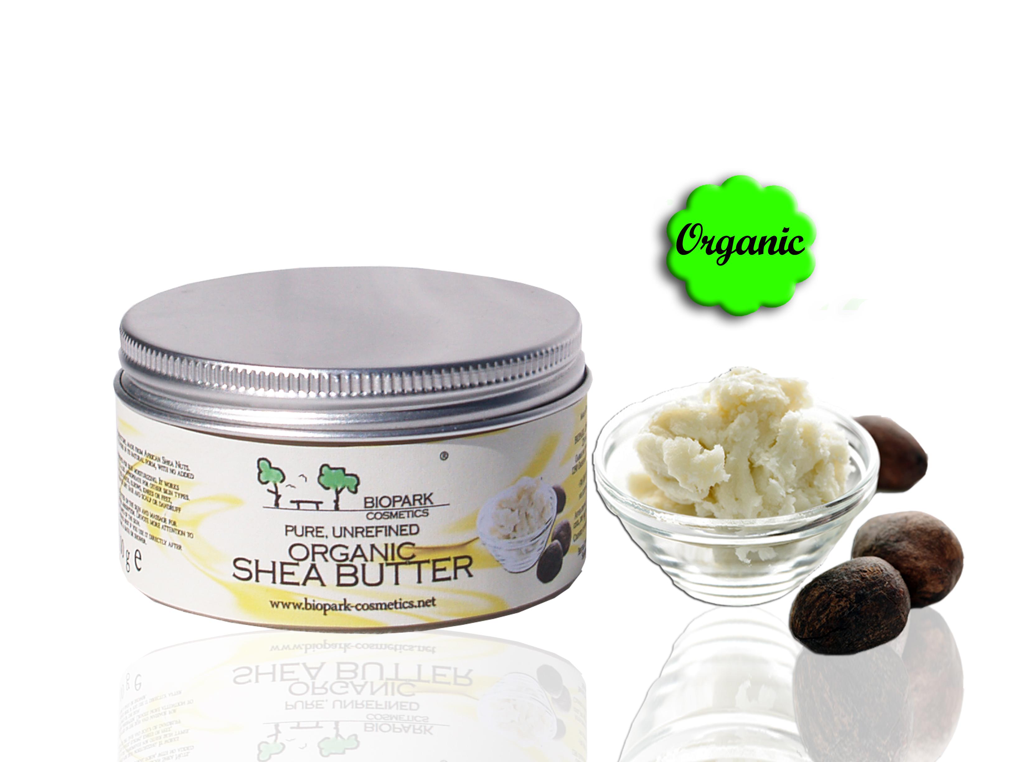 Shea-Butter-Organic-100g