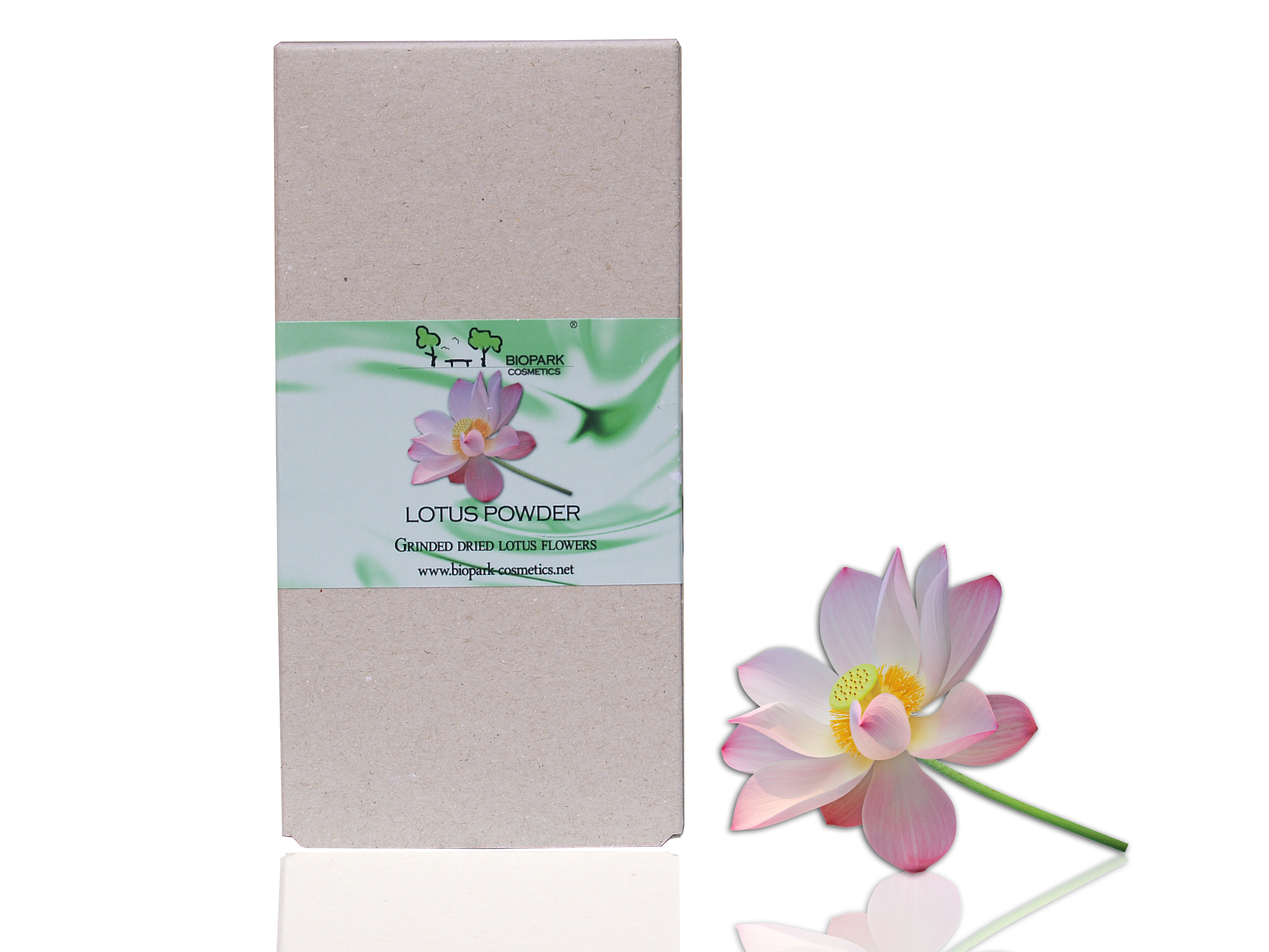 Lotus powder