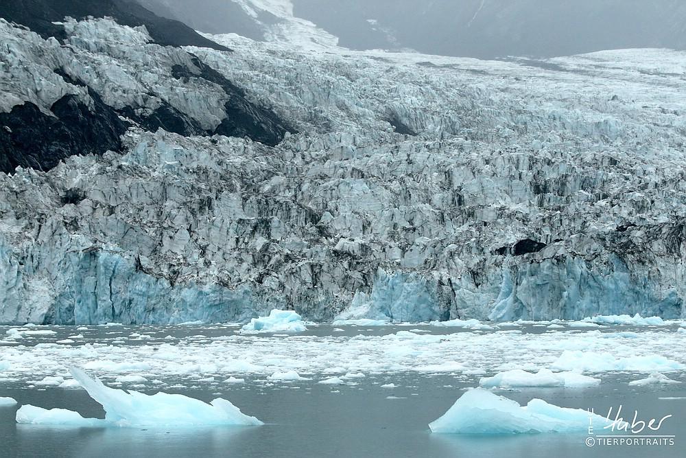 Columbia Gletscher