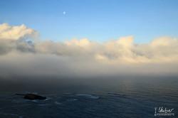 Morgenstimmung an der Küste