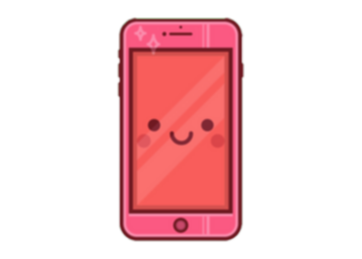 cute phone pink.png