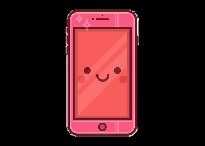 cute phone pink.png