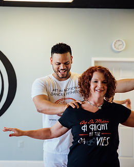 AIM March 2019 Boot Camps and Latin Danc