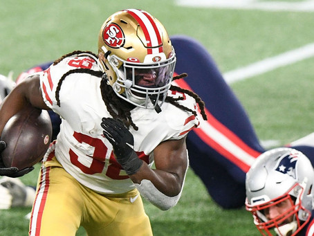 Week 9 Fantasy Football Waiver Wire FAAB Bids