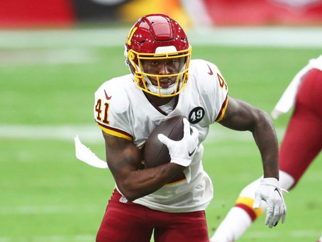 Week 10 Fantasy Football Waiver Wire FAAB Bids