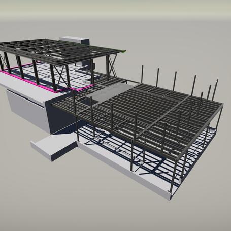 Penthouse Structure