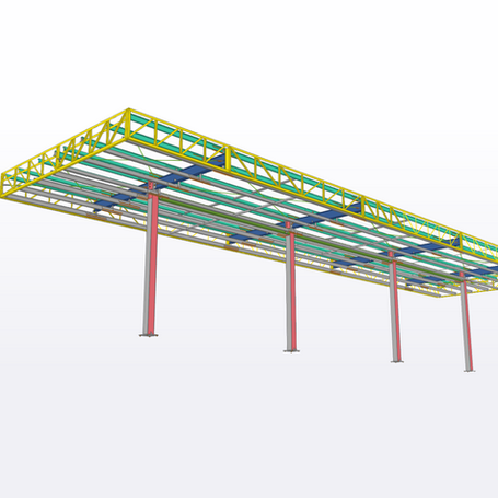 New Pertol Station Structure