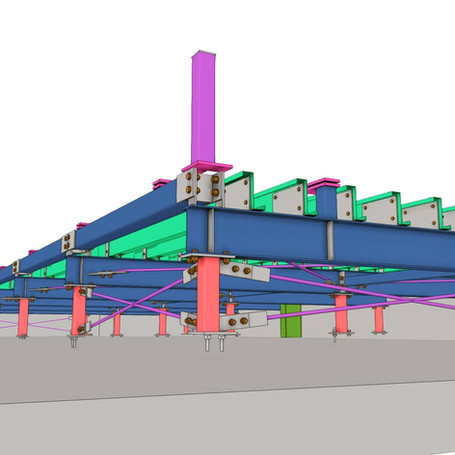 DHL Warehouse Platforms