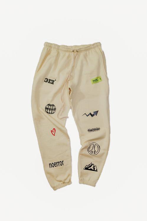 CREAM Sweatpants