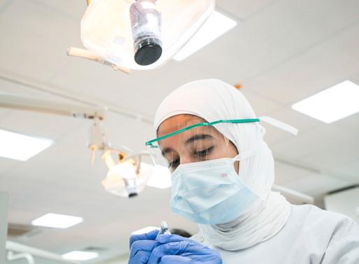 Leeds School of Dentistry Clinical Skills Lab Shoot