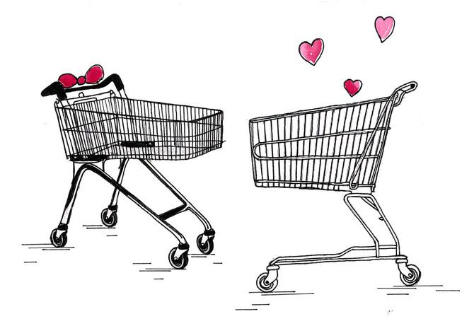 Shopping Trolley Love