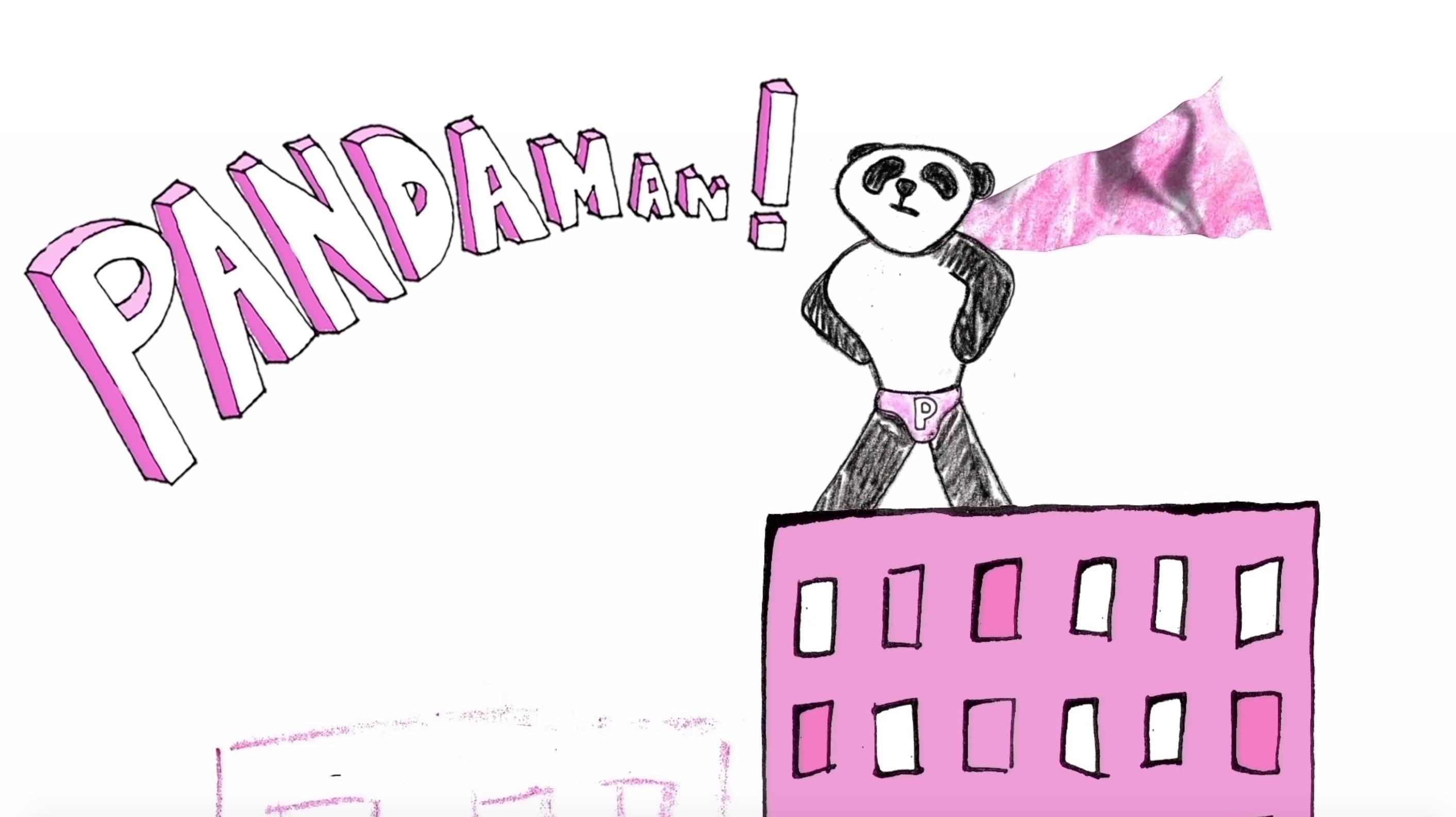 PANDAMAN!