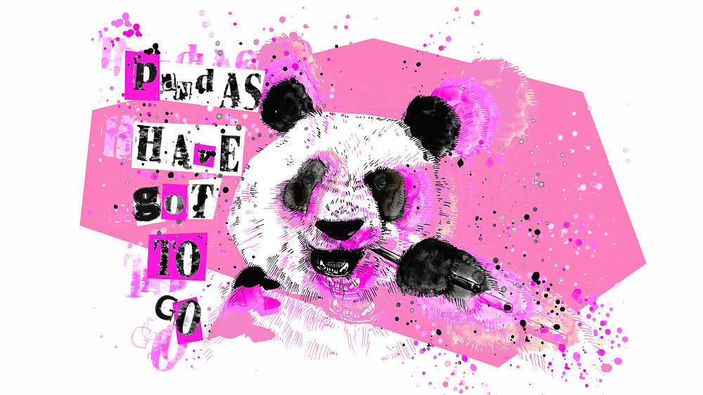 pandas have got to go