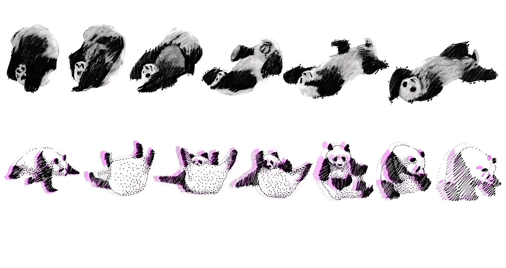 pandas rolling about