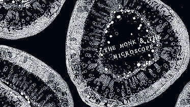 The Monk & the Microscope animated film