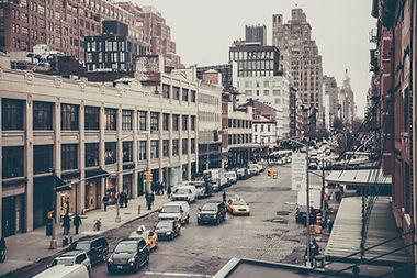 Avenue passante