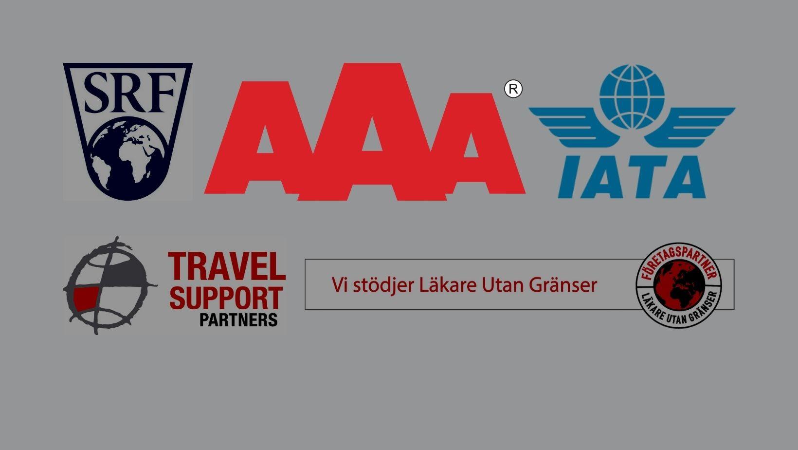 Style är medlemmar i SRF - Svenska Resebyråföreningen, har högsta kreditvärdighet (trippel A), är IATA-certifierade, medlemmar i Travel Suppert samt stödjer Läkare utan gränser