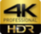 4K HDR Video