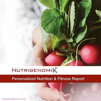 Nutrigenomix report-health-social-media-