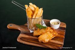Kiwi Fish & Chip