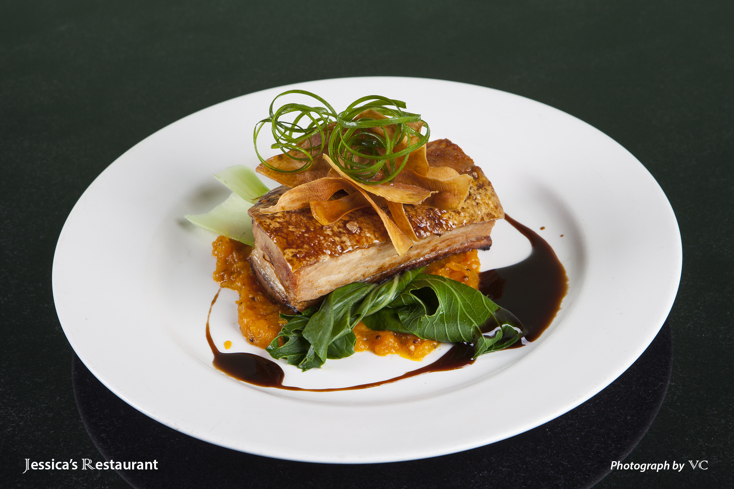 Pressed Pork Belly