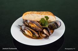 Thai Laksa Mussels