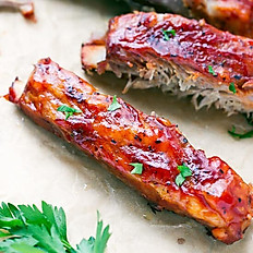 St Louis BBQ Pork Ribs