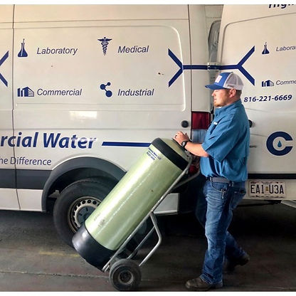 Capable and prompt water service