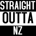 STRAIGHT OUTTA NZ